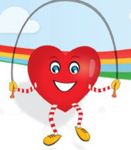 Jump Rope for Heart (Student Council)