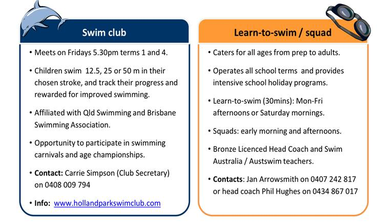 Swim School/Swim Club